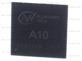 Allwinner Technology A10 SOC 5pk