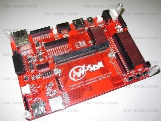 AW-SoM Developer's Main Board