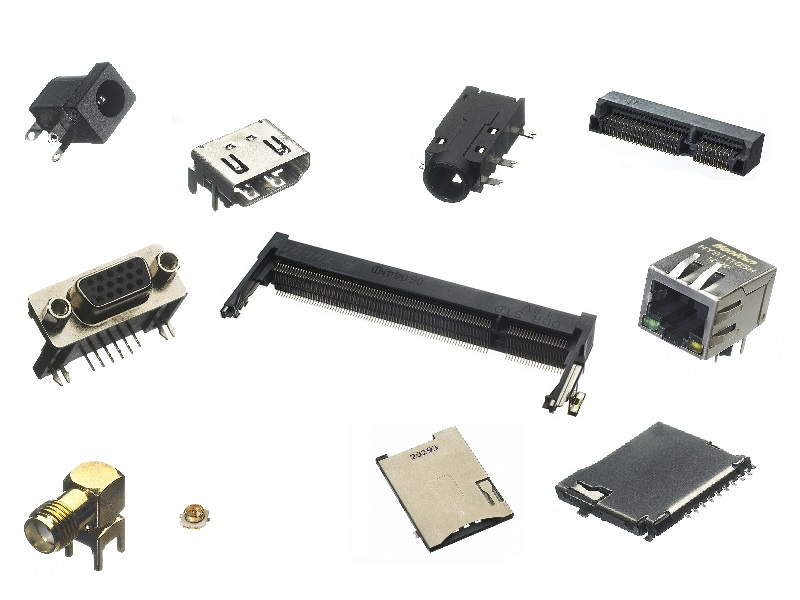 Headers & Connectors