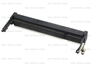 SODIMM Socket - 200pin 5pk