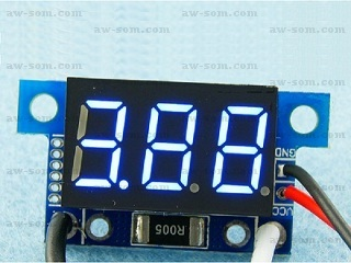 LED 0-10 Amp DC Ammeter Digital Display Module